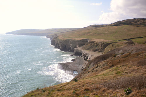 South Purbeck Cliff Walk